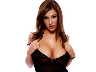 Lucy Pinder with big boobs