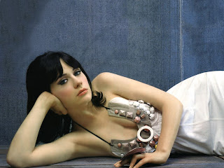 American actress Zooey Deschanell