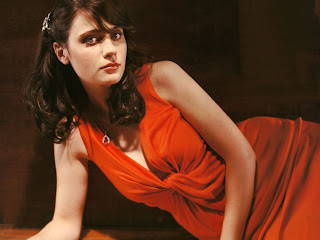 American actress Zooey Deschanell