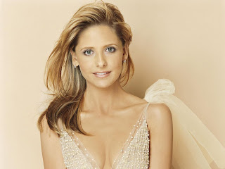 Sarah Michelle Gellar  Buffy Summers from Buffy the Vampire Slayer