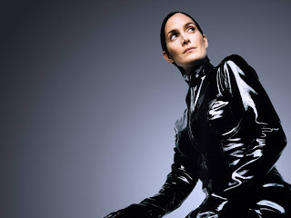Carrie Anne Moss famous for Matrix