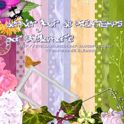 http://stellamariescrap.blogspot.com/2009/06/kit-dernier-jour-de-printemps.html