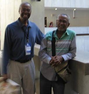 Mervyn Solomon and Mervyn Taylor