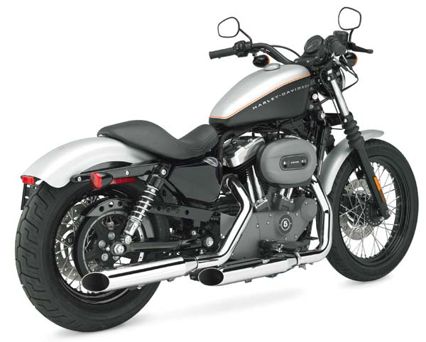 motor Harley-Davidson XL 1200N picture title=