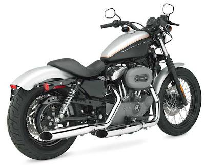 motor Harley-Davidson XL 1200N
