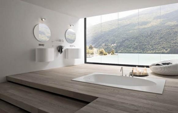 New Concept Design Modern Bathrooms