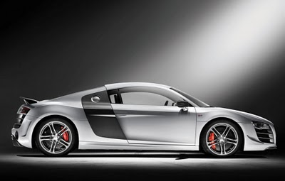 Luxury Car Wallpapers: 2011 Audi R8 GT Sports Car