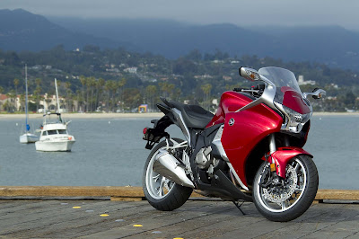 2010 Honda VFR1200F type SPORTY CITY