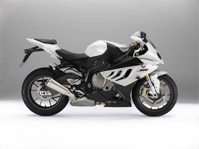 2011 BMW S1000RR Colors