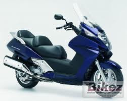 Honda Silver Wing picture
