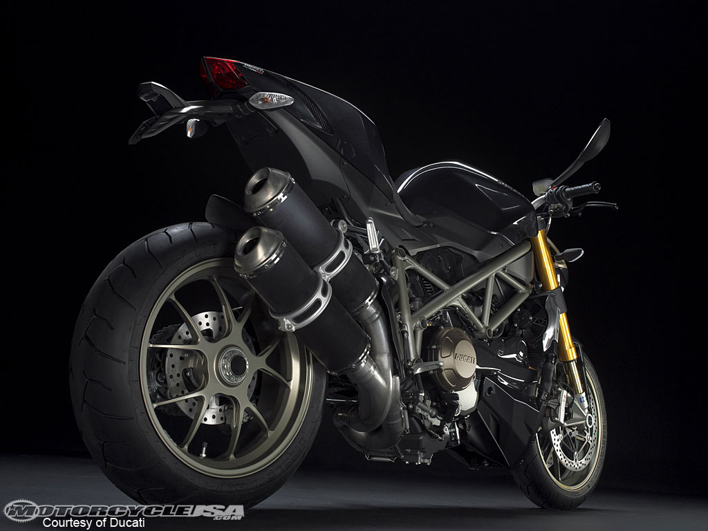 2010 Ducati Streetfighter