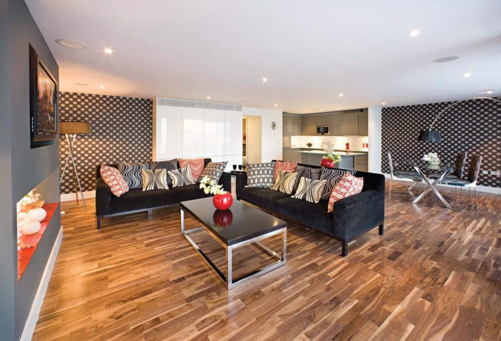 apartments interiors