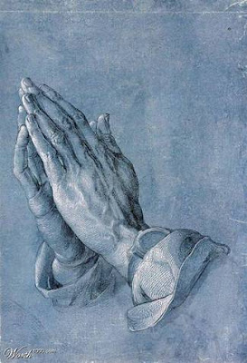 Time for Praying, image by Cyanaga