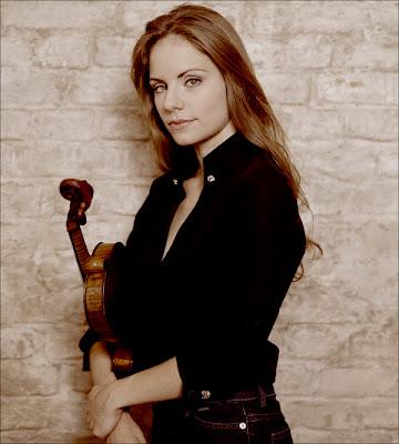 Julia Fischer, violinist