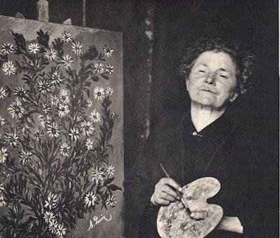 Ionarts Visionary Art Seraphine De Senlis