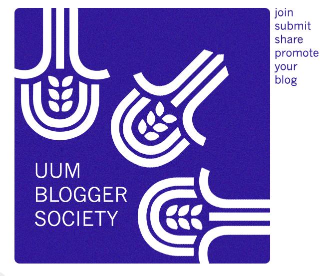 UUM BLOGGER SOCIETY