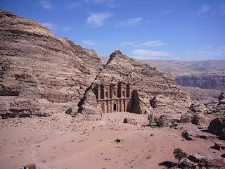 fotos de petra, el monasterio