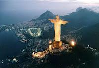 cerro corcovado Cristo Redentor