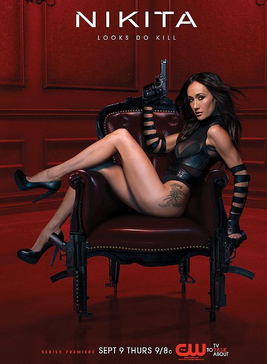 Sát thủ Nikita Phần 1 - Nikita First Season 1 (2010) Poster