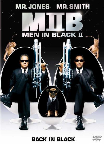 Tổ chức bí mật 2 || Men In Black 2