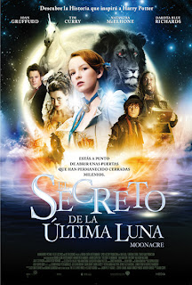 El Secreto de la última luna (The Secret of Moonacre) (Le Secret de Moonacre) (2008) Español Latino