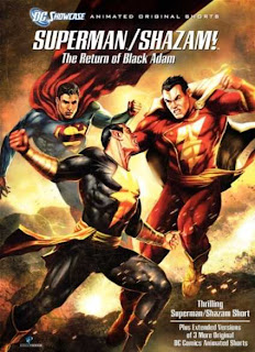 Ver Pelicula Superman/Shazam!: The Return of Black Adam (2010) Sub Español Online Gratis
