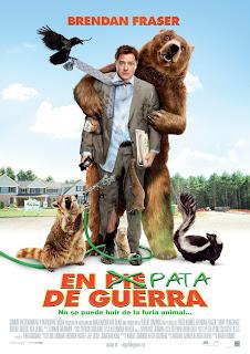 En Pata de Guerra (Locuras en el Bosque) (Furry Vengeance) (2010) Español Latino
