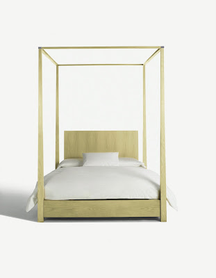 Another Line Called Calvin Klein Weekend Will Be Sold Through Macys And Includes This Canopy Bed 2600