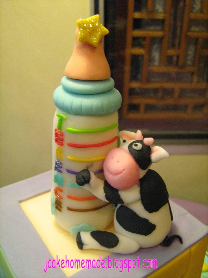 Jcakehomemade 1 St Birthday Cake For Little Prince