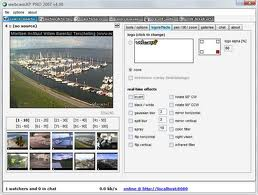Flash Video streaming (audio + video) [webcam 7] new!