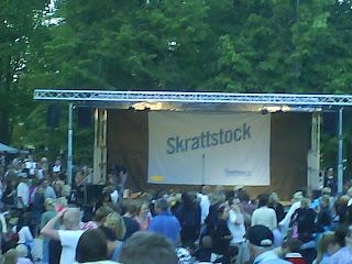 Skrattstock! :D