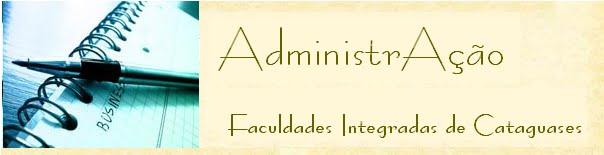 AdministrAção-FIC