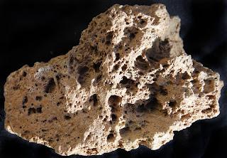 lava rock from Vesuvius