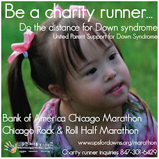 UPS for DownS Charity Running Team