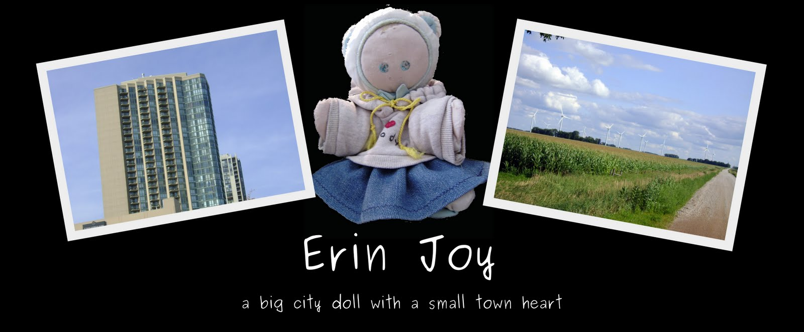 Erin Joy -- Old Site