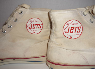 Who Made Red Ball Jets Shoes