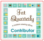Read about me in Fat Quarterly!