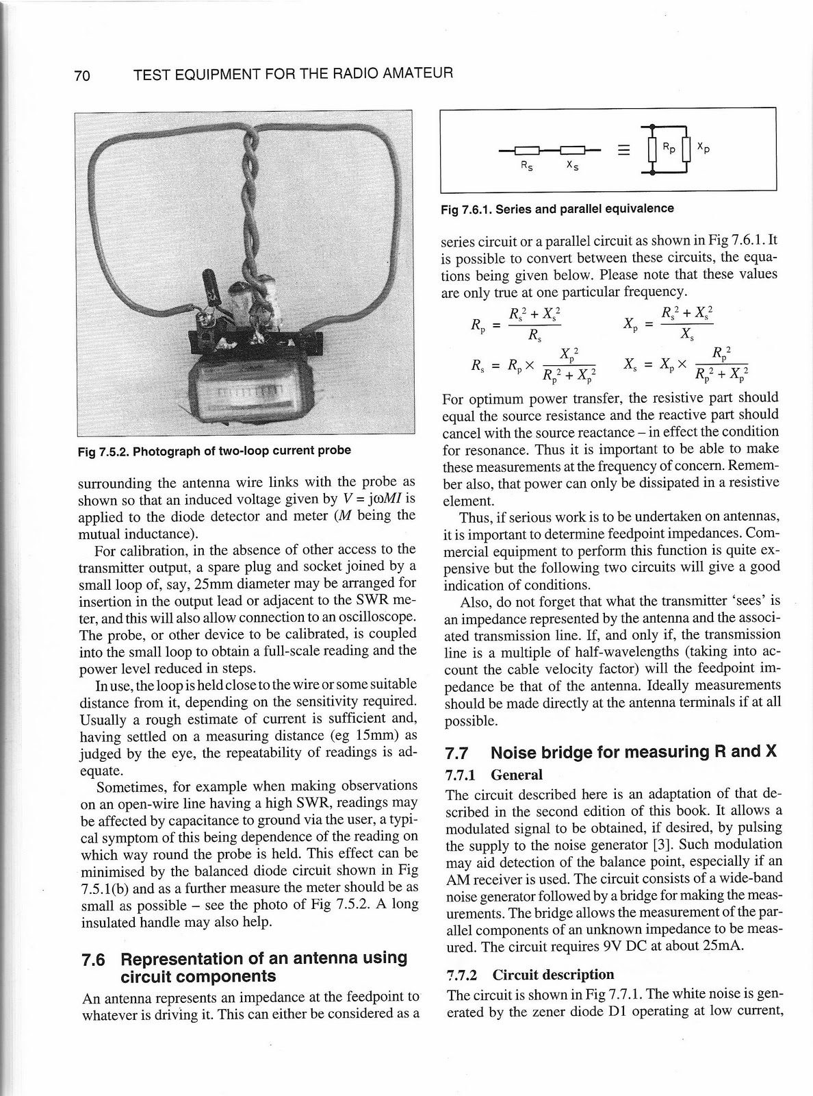 Another Crystal Radio Set With Different Method Of Coil Wnding Wiring Diagram Simple Receiver Please Refer To Picture 7 Build Instructions As I Do Have Attached A Noise Bridge From Test Equipment By Clive Smith G4fzh Using Easily Obtained Components Pcb Layout