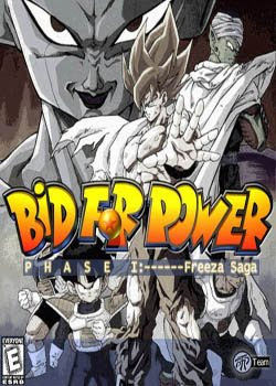 Download Dragon Ball Z Bid For Power | PC   (  REUPADO )