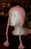Earflap hat