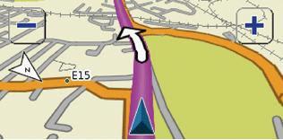 แผนที่ GPS ติดรถ