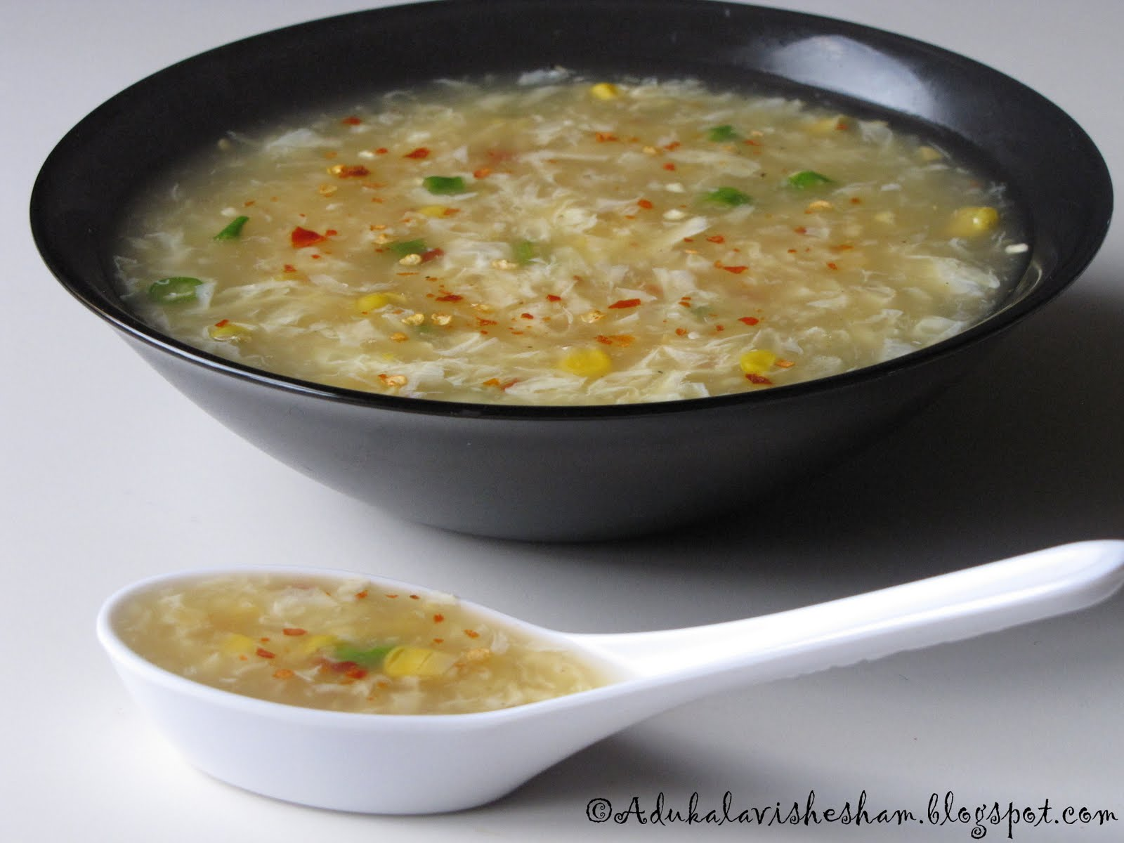 ... comforting sweet corn chicken soup the sweet corn kernels and spicy
