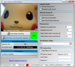Descargar Easy Webcam Recording Gratis