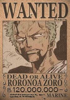 تقرير عن ون بيس Roronoa_Zoro_wanted