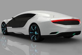 Audi A9: otomobillerde nanoteknoloji 85