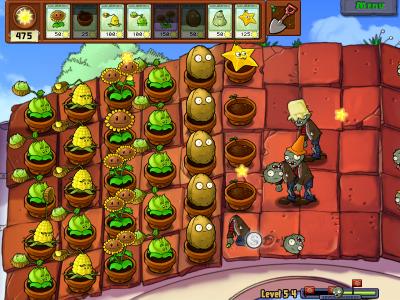 Plants vs zombies oyunu aok tr blog