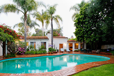 Indulgences and whims marlyn monroe 39 s home 12305 fifth helena drive brentwood california