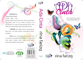 NOVEL PERTAMAKU ; ADA CINTA - KAKI NOVEL