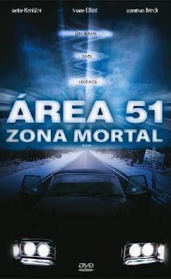 Filme Área 51 - Zona Mortal DVDRip RMVB Dublado