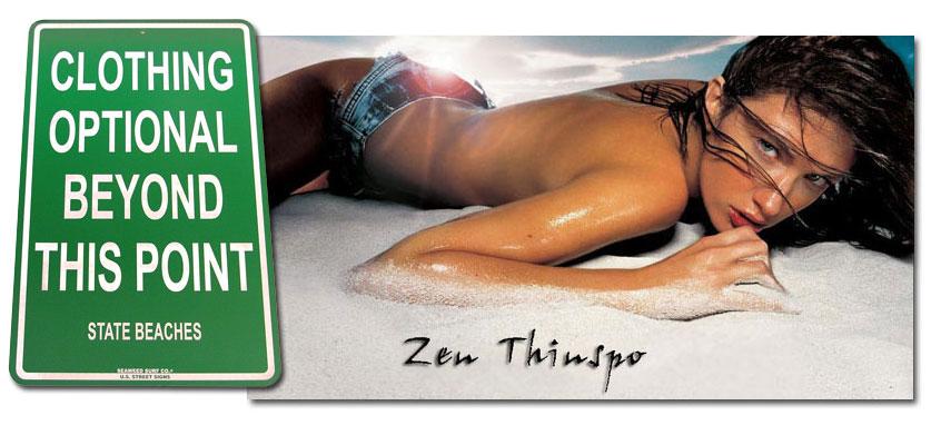 Zen Thinspo